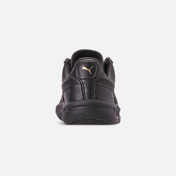 Back view of Boys' Toddler Puma The GV Special Casual Shoes in Black