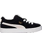 Boys' Grade School Puma Suede Jr. Casual Shoes