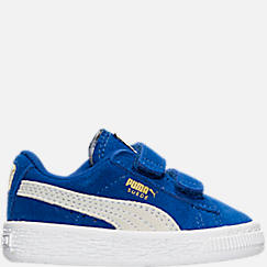Boys' Toddler Puma Suede Casual Shoes