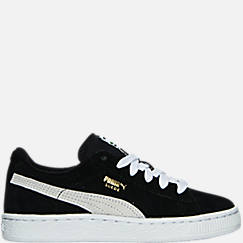 Boys' Little Kids' Puma Suede Casual Shoes