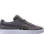 Men's Puma Suede Classic Badge Casual Shoes