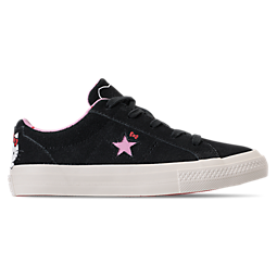 Image of GIRLS' PRESCHOOL CONVERSE ONE STAR OX HELLO KITTY