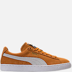 Unisex Puma Suede Classic+ Casual Shoes