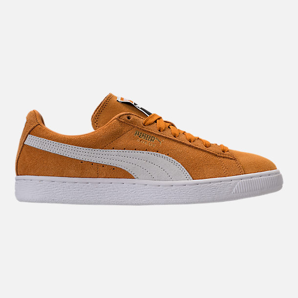 Right view of Unisex Puma Suede Classic+ Casual Shoes