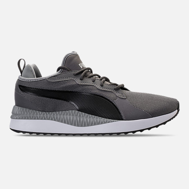 Right view of Unisex Puma Pacer Next Casual Shoes in Smoked Pearl