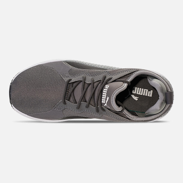 Top view of Unisex Puma Pacer Next Casual Shoes in Smoked Pearl