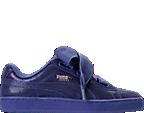 Women's Puma Basket Heart NS Casual Shoes