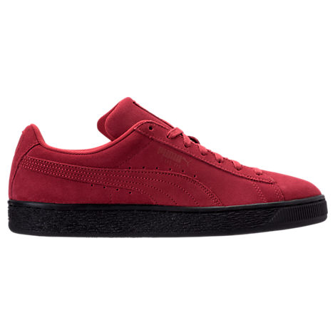 fd74a0cd08bf Puma Men S Suede Black Sole Casual Shoes