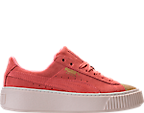 Puma Team Gold/Shell Pink