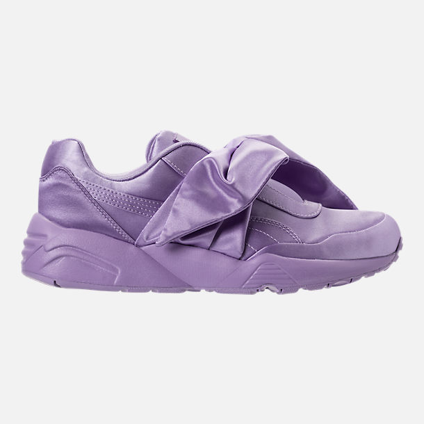 Right view of Women's Rihanna x Puma Fenty Bow Casual Shoes