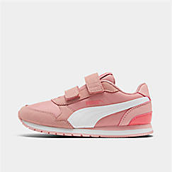 Girls' Little Kids' Puma ST Runner V2 Leather Casual Shoes