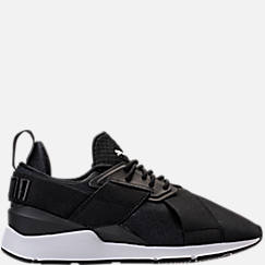 Women's Puma Muse Satin EP Casual Shoes