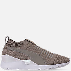 Women's Puma Muse Slip On Casual Shoes