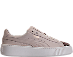 Marshmallow/Puma Team Gold