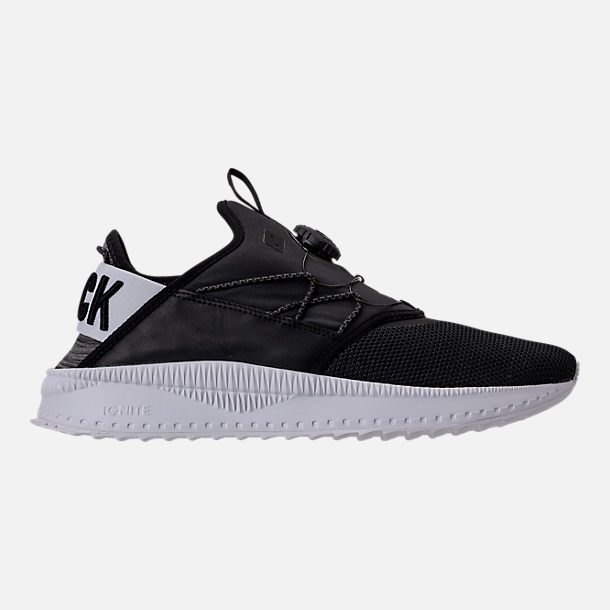 Right view of Men's Puma x Blvck Scvle Tsugi Disc Casual Shoes in Black/White