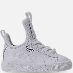 Girls' Toddler Puma Basket Fierce Casual Shoes