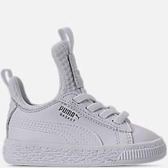 Girls' Toddler Puma Basket Fierce Casual Shoes