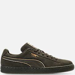 Unisex Puma Suede Foil FS Casual Shoes