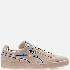 Unisex Puma Suede Foil FS Casual Shoes