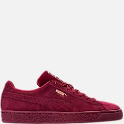 Women's Puma Suede Classic Velvet Casual Shoes