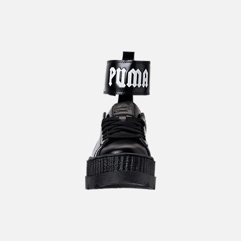 info for f41d8 388fc Women's Puma Fenty x Rihanna Ankle Strap Creeper Casual ...