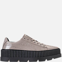 Women's Puma Fenty x Rihanna Pointy Creeper Patent Cleated Casual Shoes