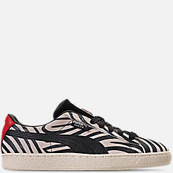 Men's Puma Suede Classic x Paul Stanley Casual Shoes