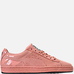 Women's Puma Suede Classic x Mac One Casual Shoes