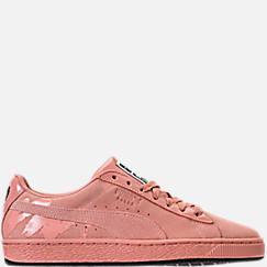 Women's Puma Suede Classic x Mac One Casual Shoes