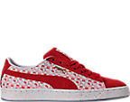 Women's Puma x HELLO KITTY Suede Classic Casual Shoes