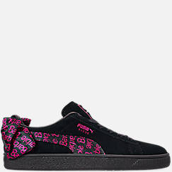 Women's Puma x Barbie Suede Classic Casual Shoes