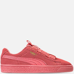 Girls' Big Kids' Puma Suede Maze Casual Shoes