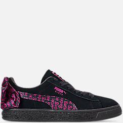 Girls' Little Kids' Puma x Barbie Suede Classic Casual Shoes