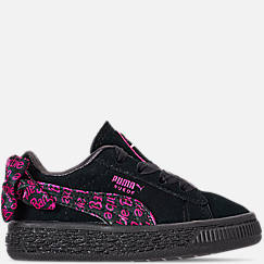 Girls' Toddler Puma x Barbie Suede Classic Casual Shoes