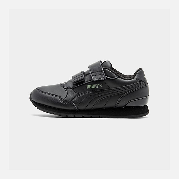plus récent 83431 7ed21 Boys' Little Kids' Puma ST Runner V2 Leather Casual Shoes