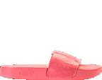 Women's Puma Leadcat Glitter Slide Sandals by Puma