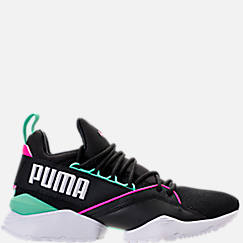 Women's Puma Muse Maia Varsity Casual Shoes