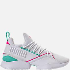 2287e568a0cf85 Women s Puma Muse Maia Varsity Casual Shoes