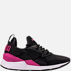 Girls' Grade School Puma Muse Jr. Casual Shoes