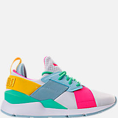Girls' Big Kids' Puma Muse Jr. Casual Shoes