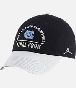 Air Jordan UNC Tar Heels College Final Four 2017 Championship Hat