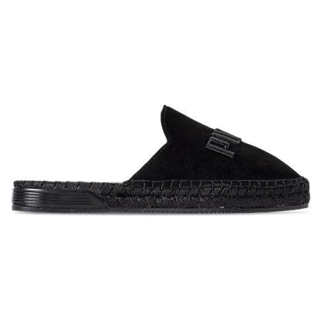 new arrival 76620 92a76 Women'S Fenty X Rihanna Espadrille Casual Shoes, Black