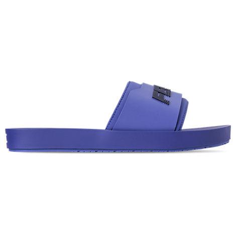 Women'S Fenty X Rihanna Surf Slide Sandals, Blue