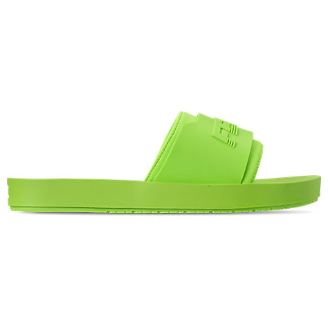Women'S Fenty X Rihanna Surf Slide Sandals, Green