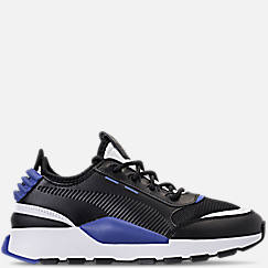 Boys' Grade School Puma Evolution RS-0 Sound Casual Shoes
