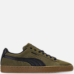 Men's Puma Suede Classic Split Camo Casual Shoes
