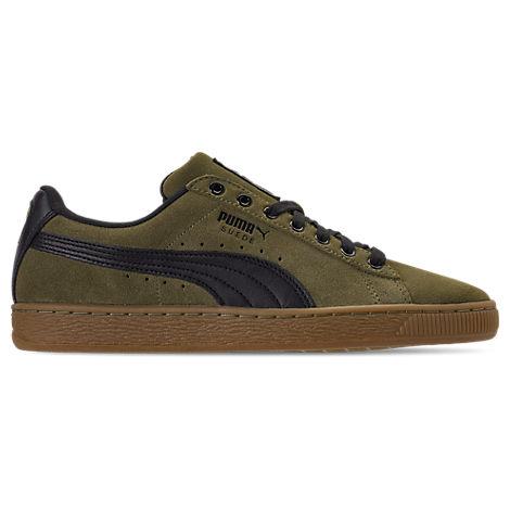 Puma Men S Suede Classic Split Camo Casual Shoes 5d2f64493