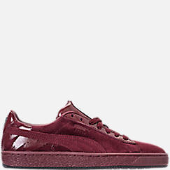 Women's Puma Suede Classic x Mac Three Casual Shoes