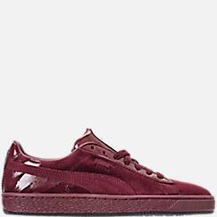 Women's Puma Suede Classic x Mac Three Casual Shoes