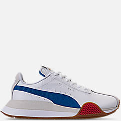 Boys' Grade School Puma Turin Futuro Nubuck Jr. Casual Shoes